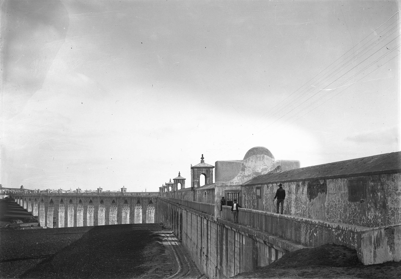 Passeio dos Arcos no Aqueduto das Águas Livres 19