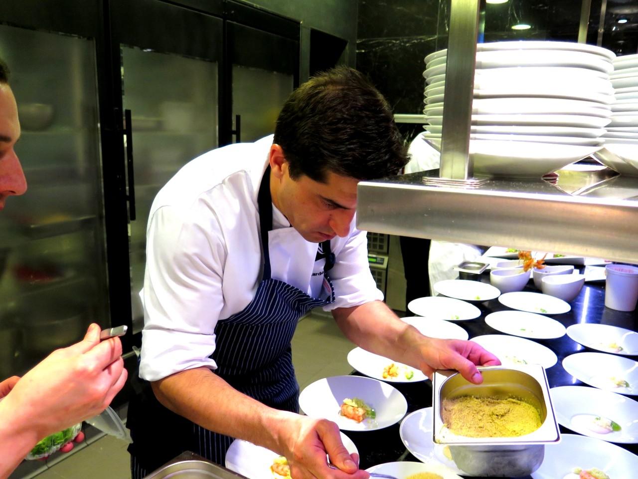 Pó de foie gras