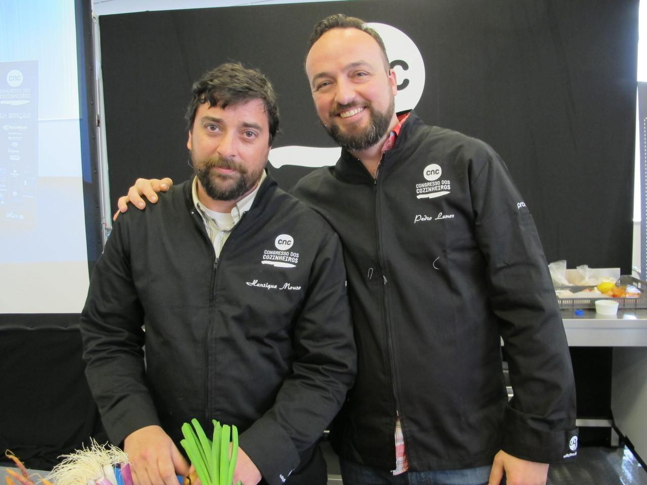 Henrique Mouro & Pedro Lemos
