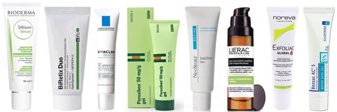 tratamento acne melhores produtos recomendações.