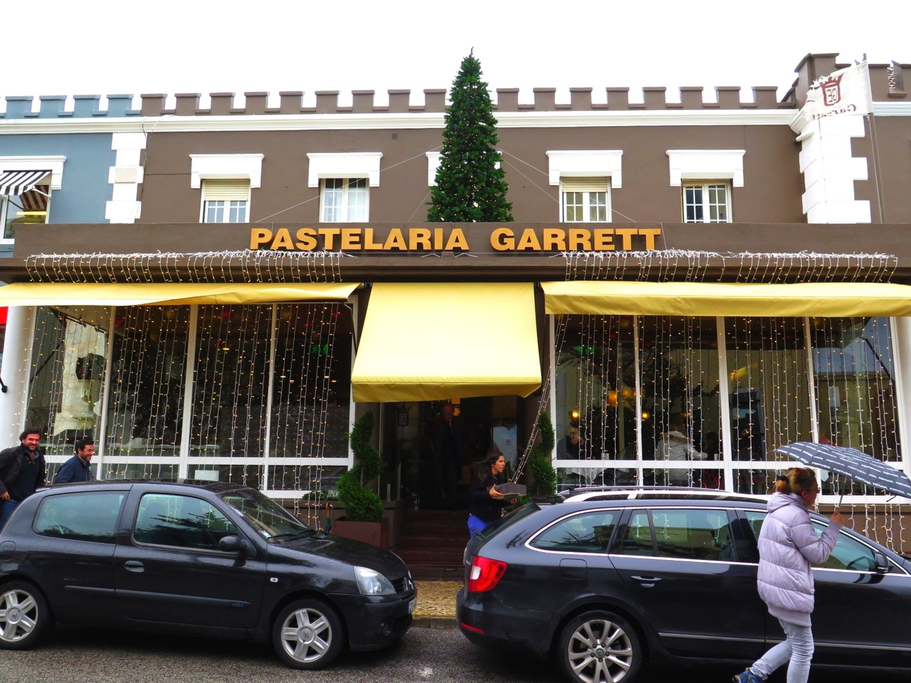 PASTELARIA GARRETT