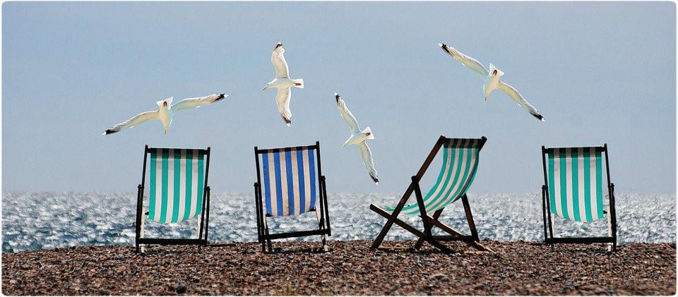Verão e praia - Imagem Pixabay