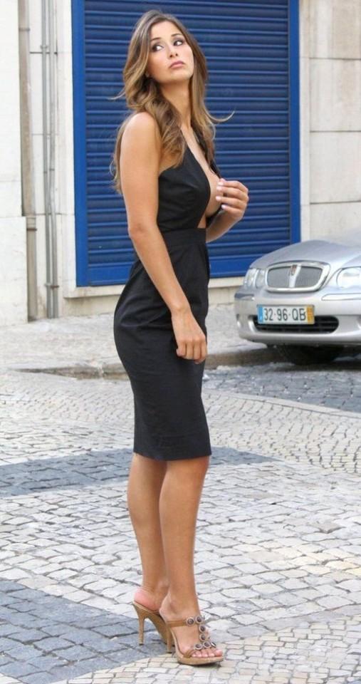 Carla Matadinho (modelo, atriz & apresentadora