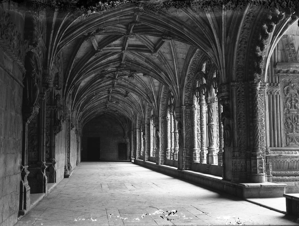 Mosteiro dos Jerónimos, claustro, foto de Eduardo