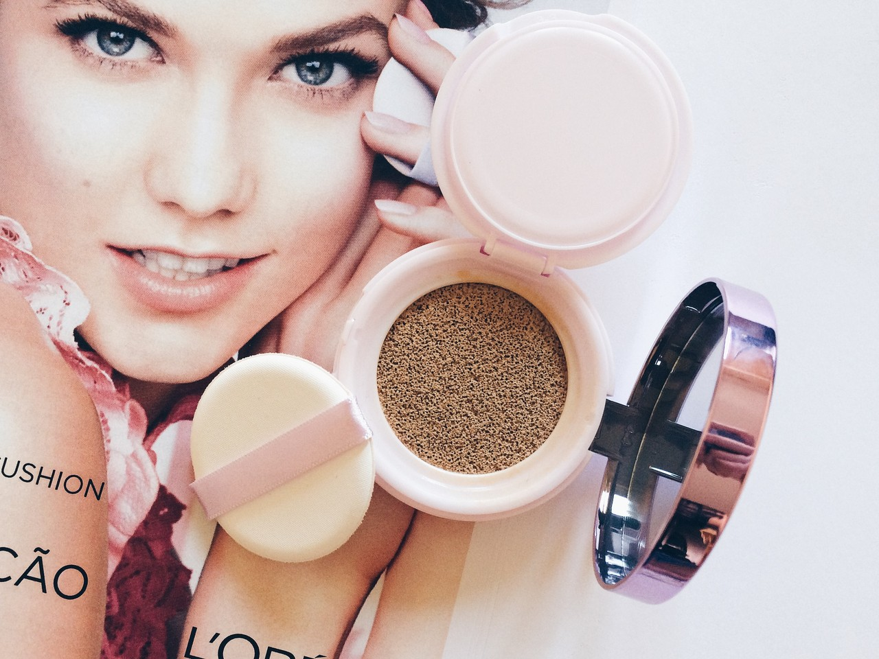 Loreal-Nude-Magique-Cushion-review-antes-e-depois
