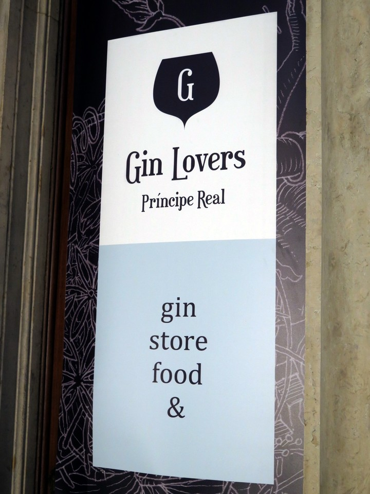 GIN LOVERS PRÍNCIPE REAL