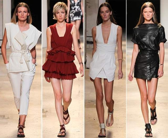 Isabel-Marant-spring-summer-collection-2015-at-Par