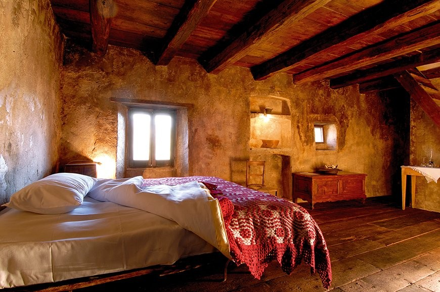 Sextantio o hotel de luxo que uma aldeia italiana do for Rustic hotels near me