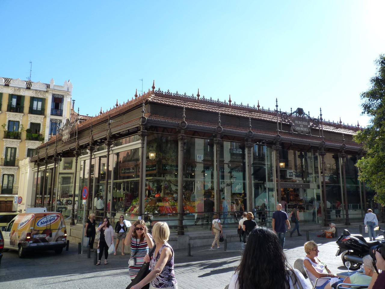 Romântica Madrid-Mercado de San Miguel (2).JPG