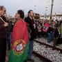 PORTUGAL PROTESTO CP