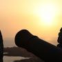 por-do-sol visto do fortinho de São Filipe10.jp