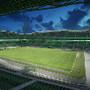 Estádio de Alvalade segundo Madeira Rodrigues