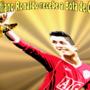 Cristiano Ronaldo recebe bota de ouro.gif