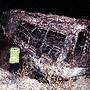 Pakistan-bus-wreckage