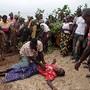 Nigeria Shell Oil Spill
