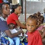 MOZAMBIQUE FLOODS DISPLACED PEOPLE