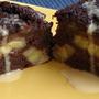 Bolo de Chocolate e Banana 2.JPG
