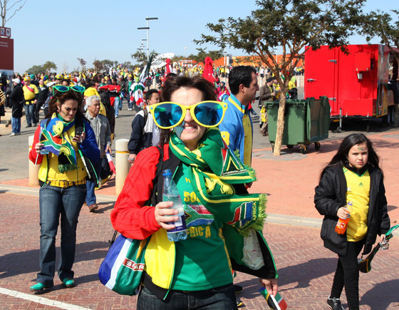 África do Sul vs México