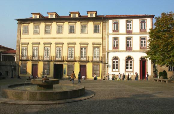 Biblioteca Municipal Raul Brandao