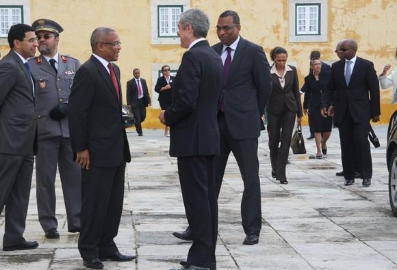 I cimeira Luso-cabo-verdiana