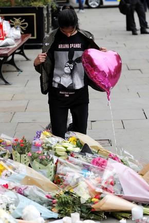 Memorial atentado terrorista, Manchester
