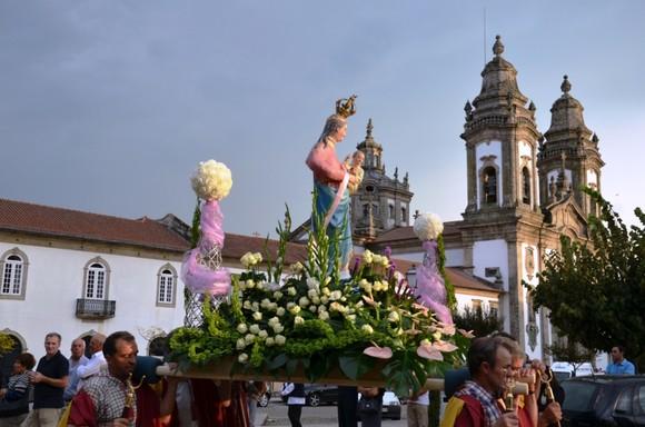 Procissão em honra de S. Miguel  (2)