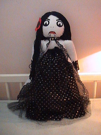 VG4 - vampiro grande flor