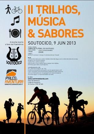 Cartaz II Trilhos, Musica & Sabores.jpg