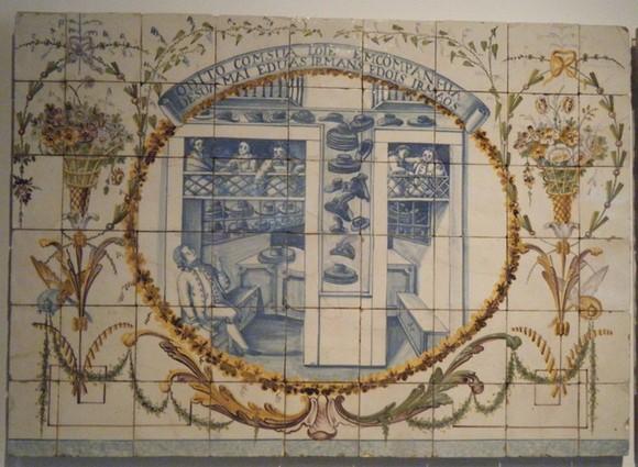 931História do Chapeleiro Museu Nac.Azul..JPG