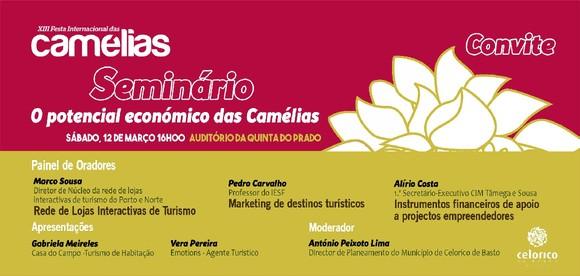 Convite seminário