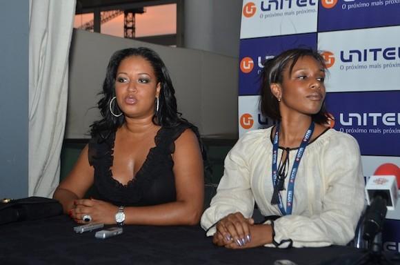 Karina Barbosa e Lorena