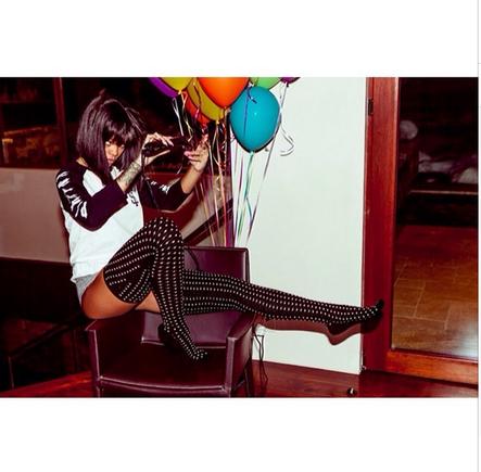 4-Rihannas-Aspen-Instagram-Polka-Dotted-Thigh-High