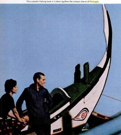 Costa da Caparica 1964 LIFE magazine