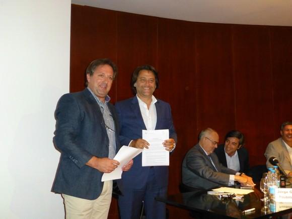Assinatura Protocolo ACIAB -IEFP