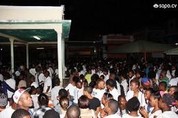 Noite Branca'13 | Mercado da Praia cheio