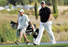 PORTUGAL GOLF MASTERS 2012