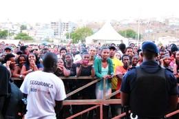 O público do Gamboa