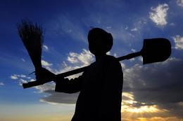 Agricultor em Herat, Afeganistão