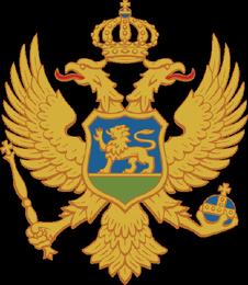38 Brasão do Montenegro
