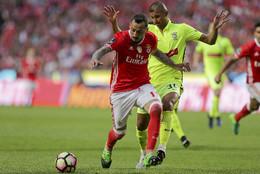 29.ª J: Benfica-Marítimo 16/17