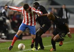 LE: Académica-Atlético Madrid
