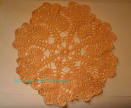 Centro de mesa laranja