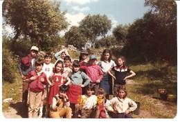 Grupo que foi às boninhas. Foto de FMCL 1984jpg