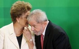 Tomada de posse no Palácio do Planalto, Brasília
