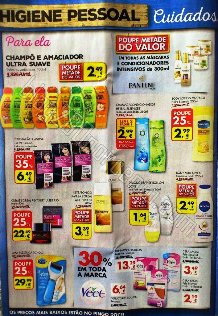 Antevisão Folheto PINGO DOCE promoções de 10 a