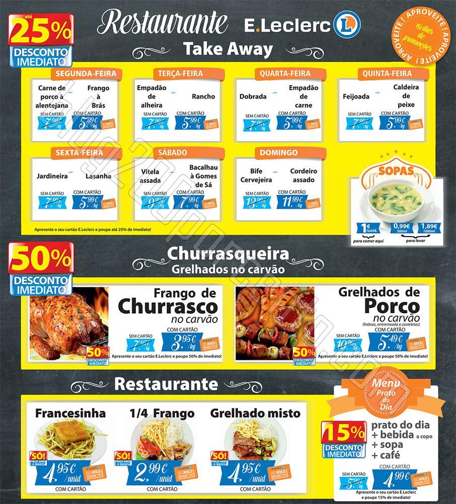 Promoções E-LECLERC Chaves de 27 outubro a 2 nov