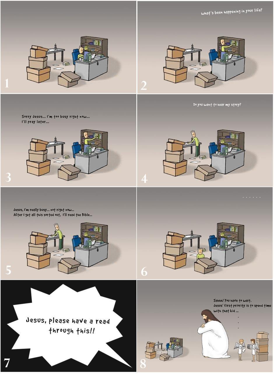 Cartoon de Jesus - a primeira prioridade (3).jpg
