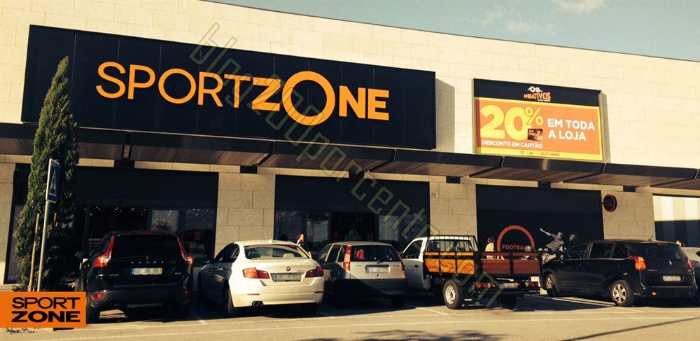 Citaten Sport Zone : De desconto em toda a loja sport zone Évora até