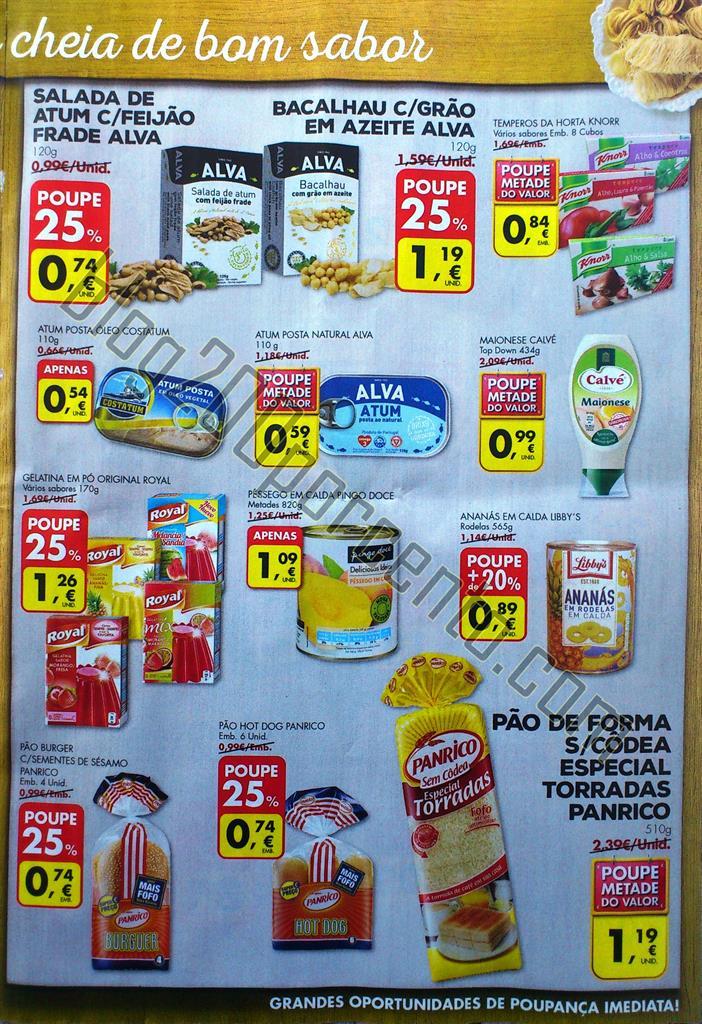 Antevisão Folheto PINGO DOCE Promoções de 26 ma