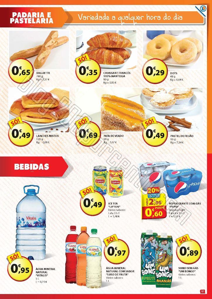 Antevisão Folheto E-LECLERC promoções de 3 a 9